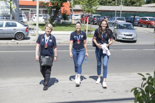 Marina Maljković, Saša Čađo i Sonja Petrović