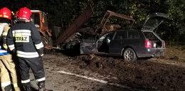 Zginął, bo przejeżdżał obok wypadku. Tragedia na Podlasiu