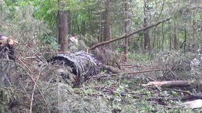 Pod Moskwą rozbił się myśliwiec Su-27. Nie żyje pilot