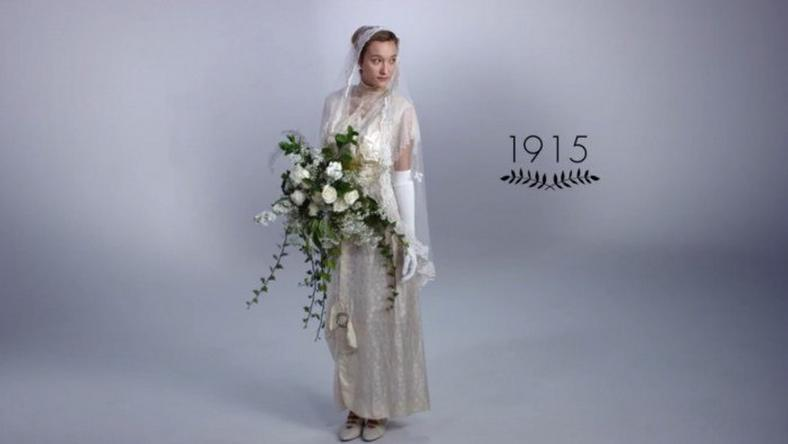 100 Years of Bridesmaid Dresses