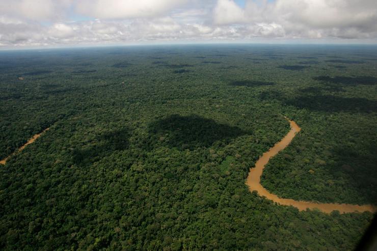 izvori reka01 Amazon foto Tanjug AP