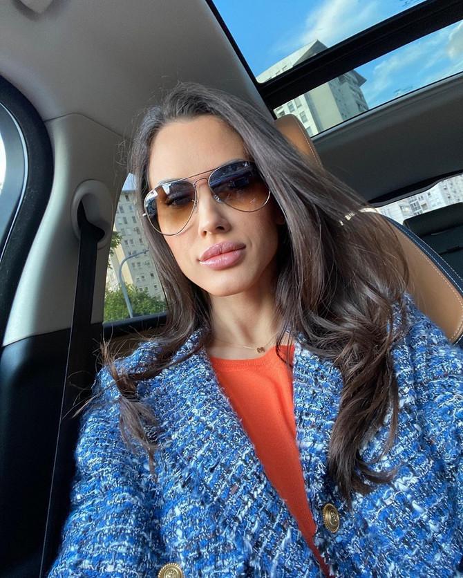 Milica Budimir  dobija veliku podršku pratilaca na Instagramu