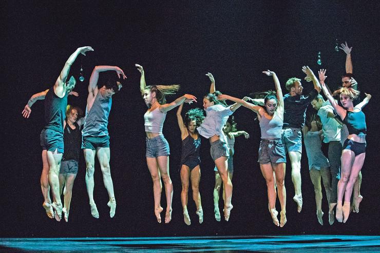 Beogradski festival igre, A SYDNEY DANCE COMPANY