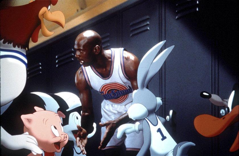 LeBron James zagra w Kosmicznym Meczu 2! Zastąpi Michaela Jordana