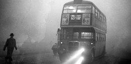 Mordercza mgła! Tak smog zabijał ludzi w Londynie