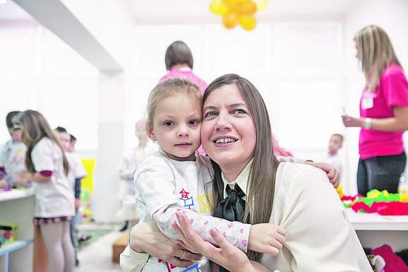 Maja Kremić, nacionalna direktorka Fondacije Novak Đoković