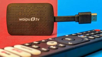 Waipu.tv 4K Stick im Test: Streaming-Alternative zu Kabel, Sat & Antenne