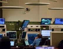PAŻP - wizyta w wieży kontroli lotów