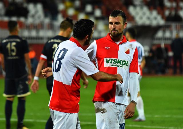 Stefan Mihajlović iz vremena dok je igrao za Vojvodinu