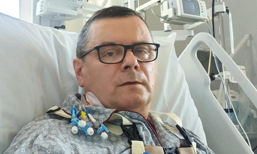 Były minister trafił do szpitala! Konieczna była operacja.