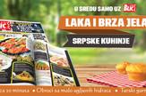"Samo uz ""Blic"" dodatak Srpska kujna"