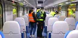 Brawo! Więźniowie sprzątają pociągi