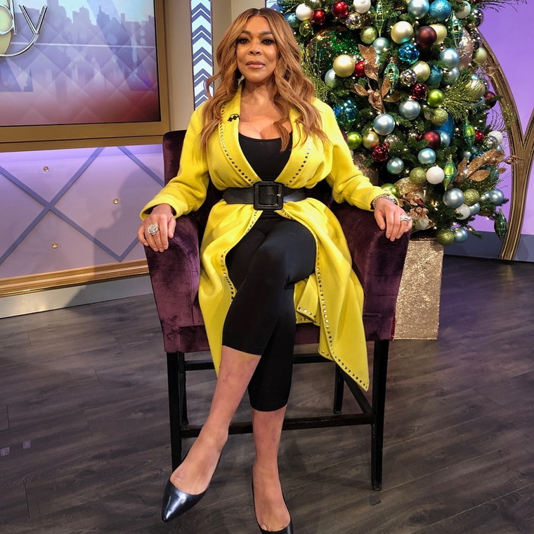 From all indications, it looks like Wendy Williams might have a new man in her life but this time around he is a young lad in his 20s [Instagram/WendyShow]