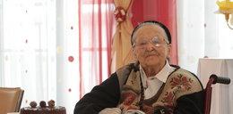 Skończyła 113 lat! Oto najstarsza kobieta w Polsce