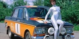 Tak reklamowano auta w Związku Radzieckim