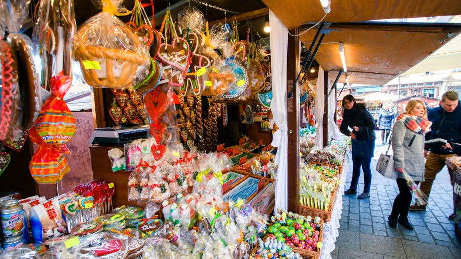 Krakowskie Targi Wielkanocne