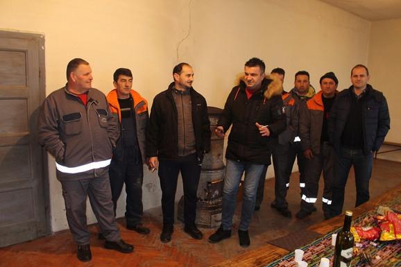 Radnici u Bereku