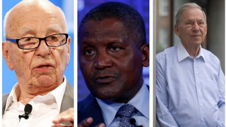 Richest African billionaires