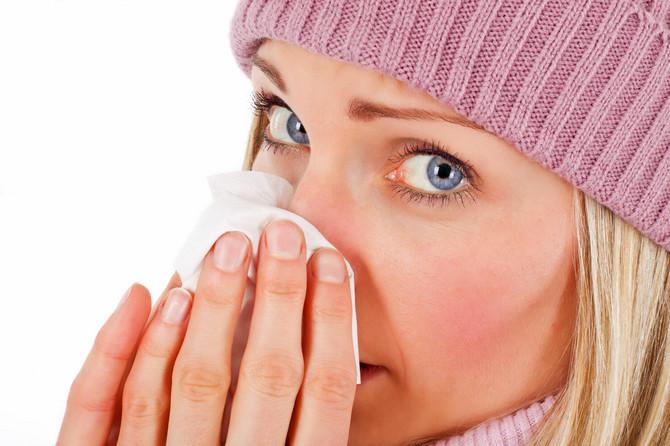 Gripa nema, ali vreme je prehlada. Povedite računa
