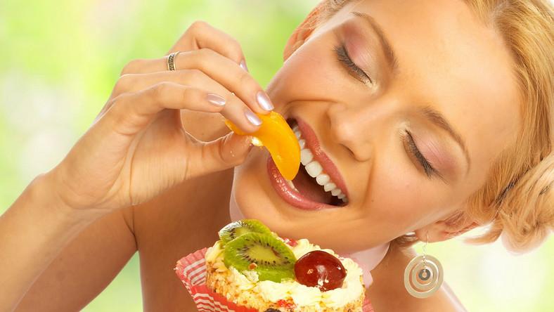 Panie są na diecie tylko gdy panowie patrzą