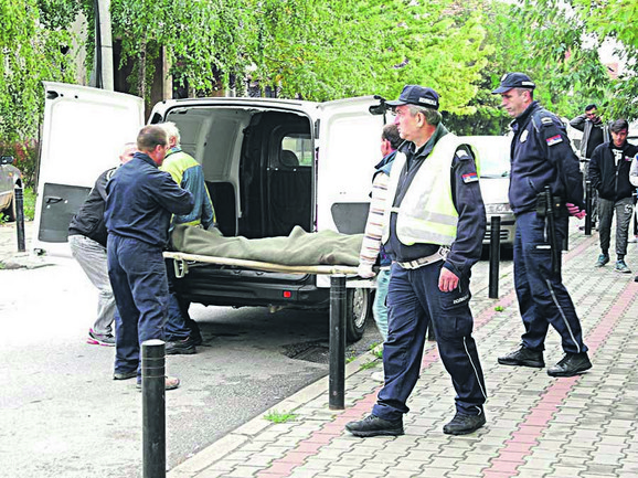 Posle rasprave i vike, Mile Kitić je ubio brata, pucao je i na ženu, ali ju je srećom promašio