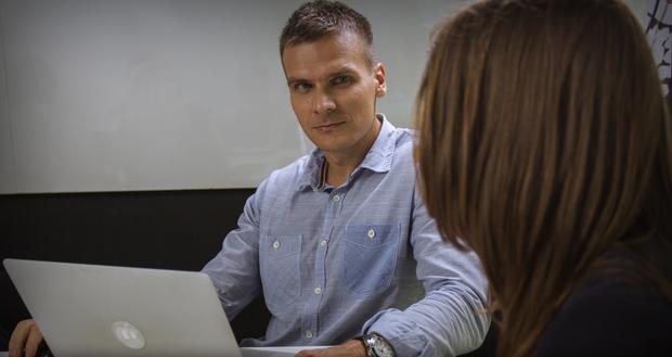 Jarosław Czaja - założyciel i prezes Future Processing