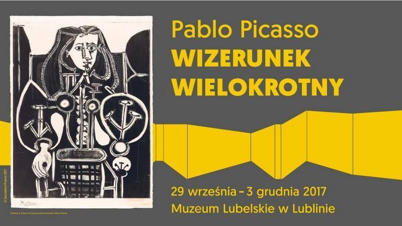 """Wystawa """"Pablo Picasso – wizerunek wielokrotny"""""""