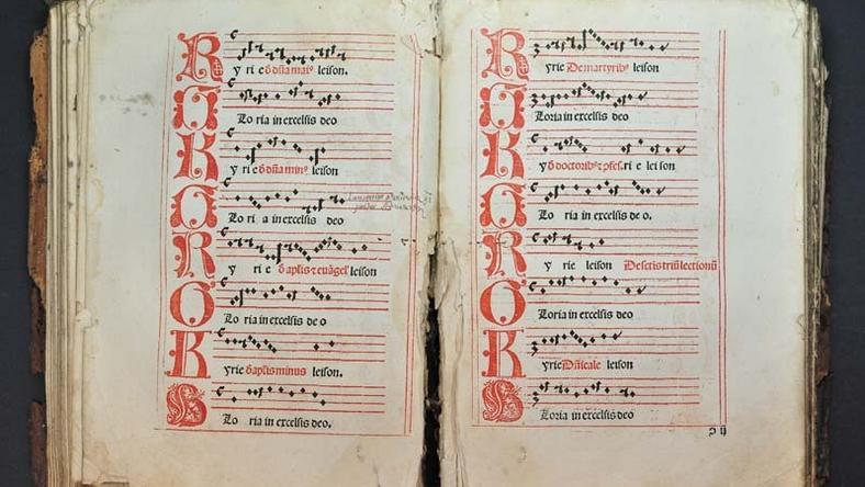 Mszał Wrocławski z XVI w., czyli Missale Vratislaviense