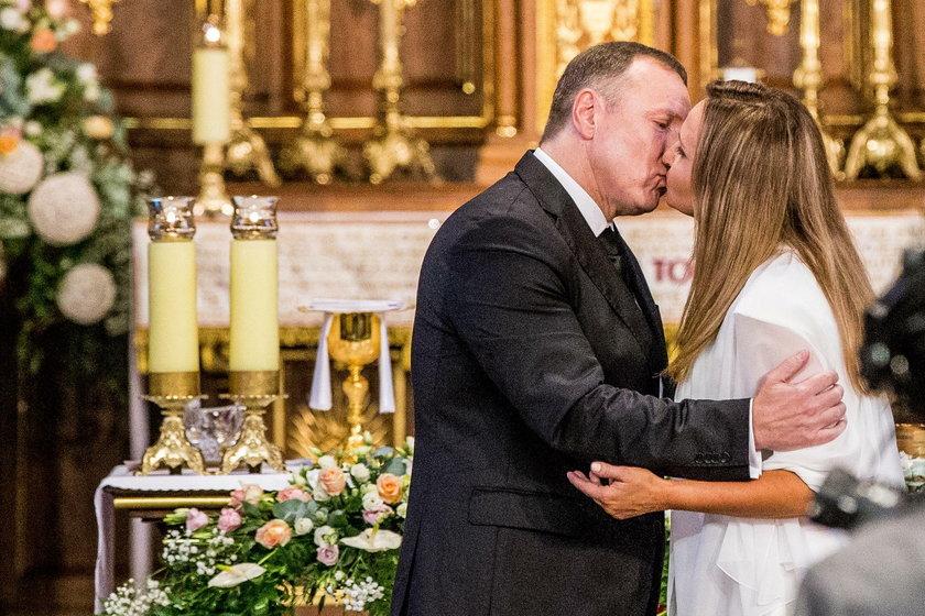 Jacek Kurski z żoną Joanną