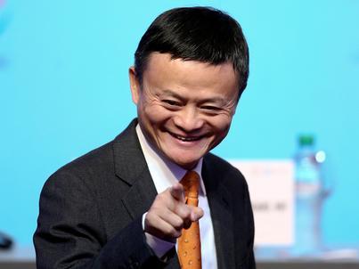 """Jack Ma, drugi najbogatszy Chińczyk i jeden z dwóch debiutantów z Chin w top 20 najbogatszych """"Forbesa"""""""