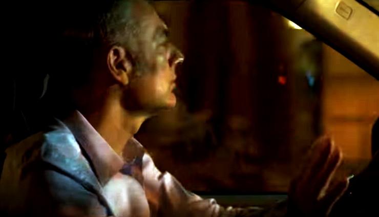 """Emil Tedeski u filmu """"Nebeska tema"""""""