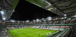 Legia ukarana przez UEFA. Stadion częściowo zamknięty!