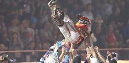 Został mistrzem Europy i... doznał kontuzji podczas świętowania