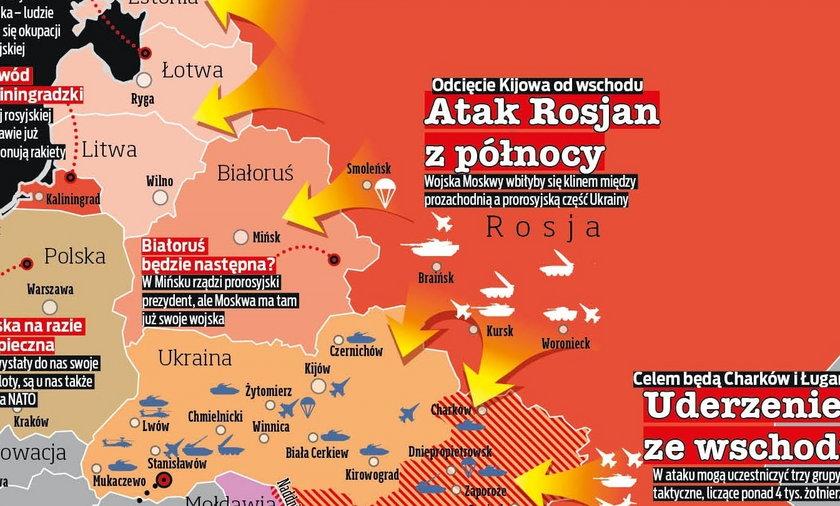 Wojna wybuchnie po 1 kwietnia