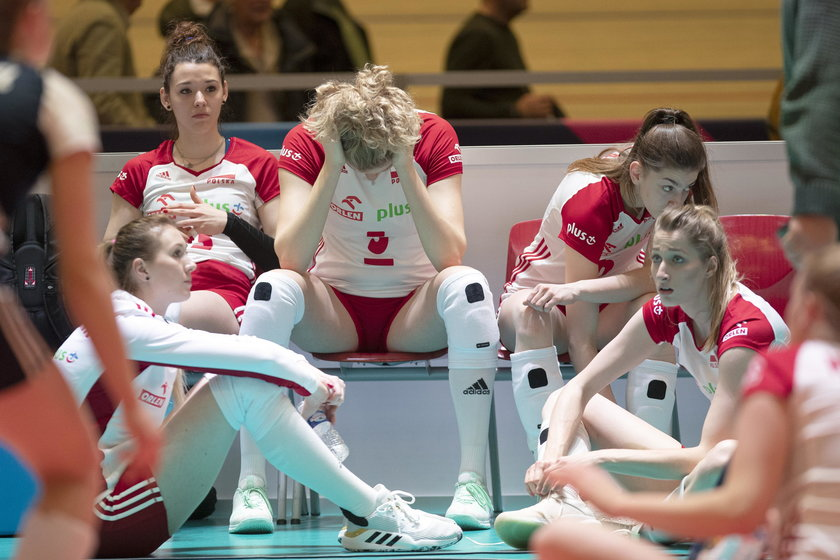 Polskie siatkarki nie zagrają w igrzyskach w Tokio!