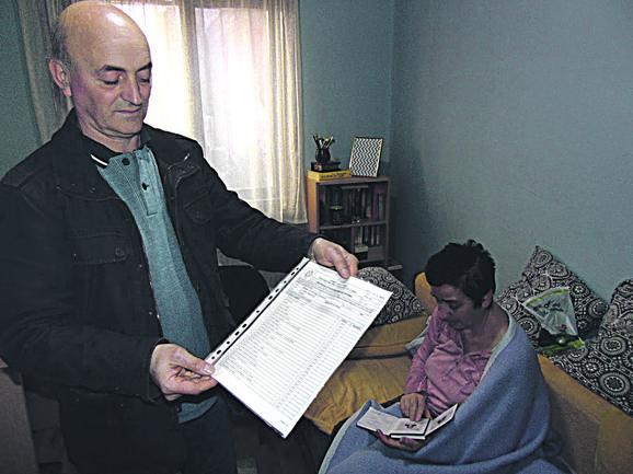 Ostale samo uspomene na mezimice: Slobodan i Zora Petrović, roditelji