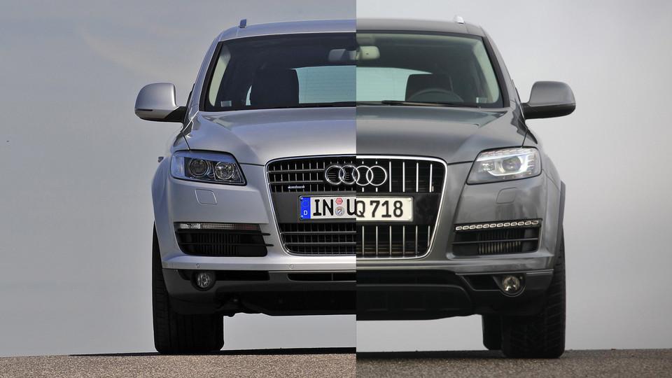 Używane Audi Q7 2005 15 Koszty Będą Rosły