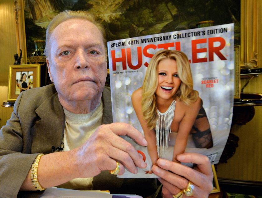 """Nie żyje twórca """"Hustlera"""". Miał 78 lat"""