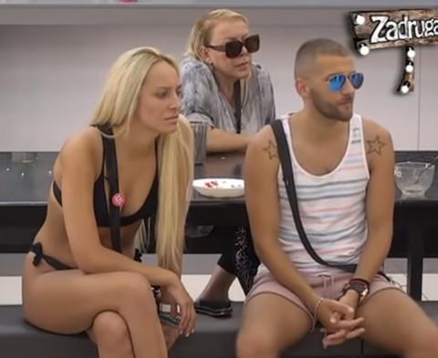 Luna je ovako reagovala kada je pušten spot Anastasije Ražnatović! VIDEO