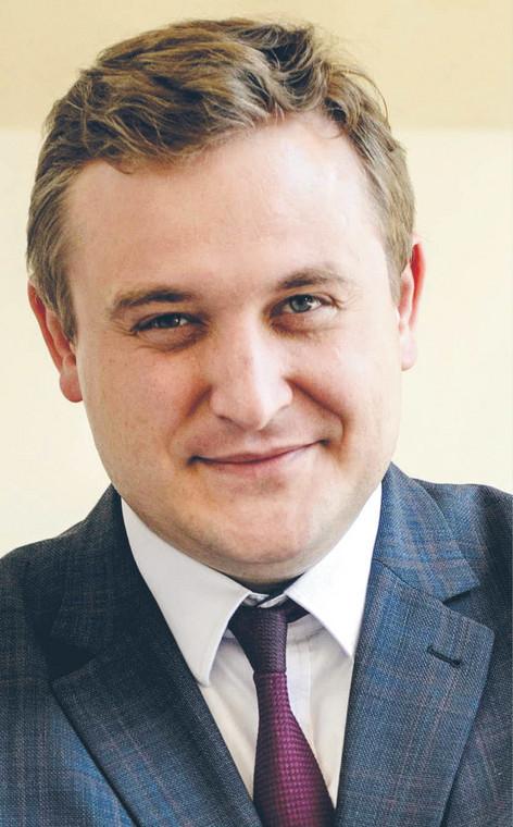 Łukasz Jurczyszyn, ekspert ds. Francji w Polskim Instytucie Spraw Międzynarodowych