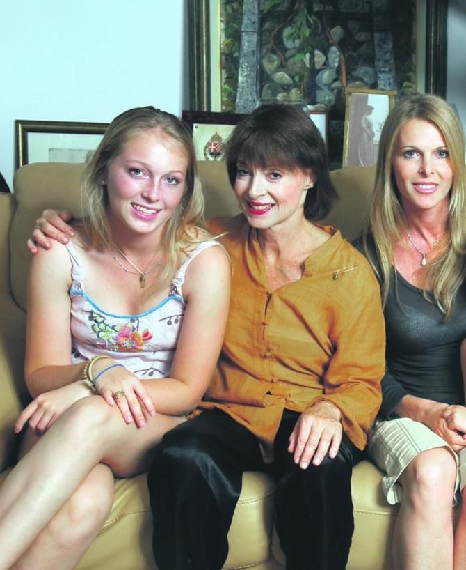 Jelisaveta sa ćerkama