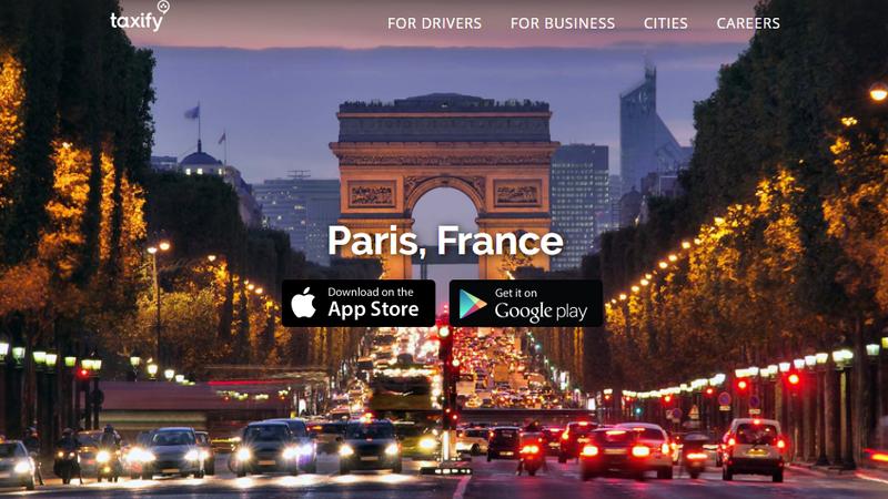 Uber ma nowego konkurenta w Paryżu