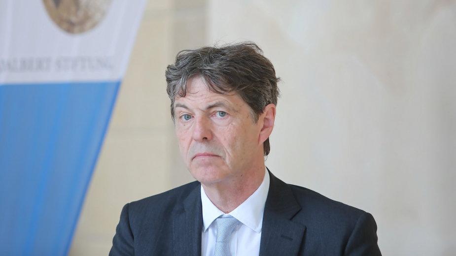 Arndt Freytag von Loringhoven, ambasador Niemiec w Polsce