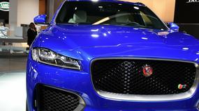 Jaguar F-Pace - nieco dziwny, ale zawsze rekord!