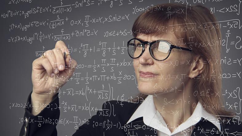 Kobiety to mniejszość wśród ekspertów nauk ścisłych.