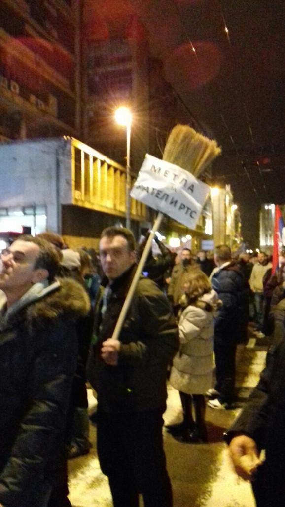Poruke protesta