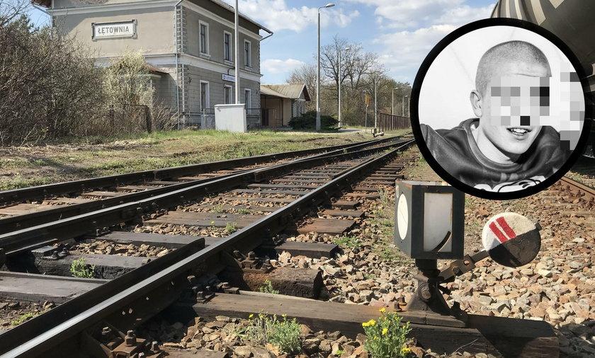 Tragiczna śmierć 18-latniego Tomka. Zginął na torach bez udziału pociągu