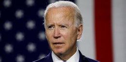Joe Biden skręcił kostkę. Poślizgnął się podczas zabawy z psem
