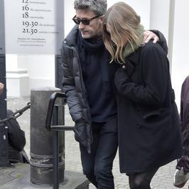Paweł Pawlikowski i Małgosia Bela unikają wspólnych zdjęć. Co do ich uczucia nie ma jednak najmniejszych wątpliwości