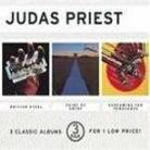 """Judas Priest - """"British Steel/Point Of..."""""""